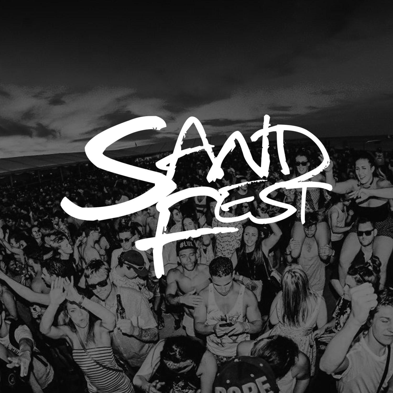 Sandfest Logo