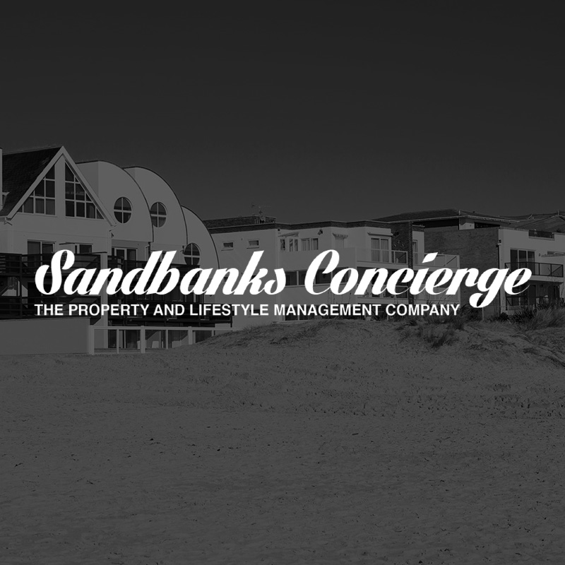 Sandbanks Concierge Logo