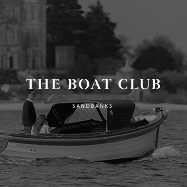 The Boat Club Logo